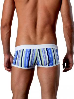 Geronimo Square Shorts, Item number: 1417b2 Blue, Color: Multi, photo 5