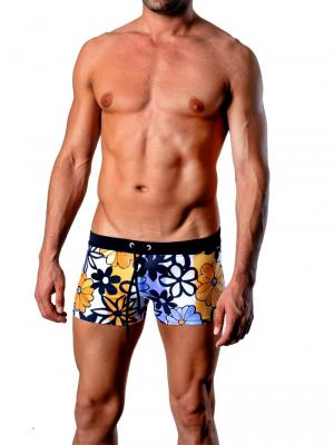 Geronimo Boxers, Item number: 1418b1 Orange, Color: Multi, photo 2