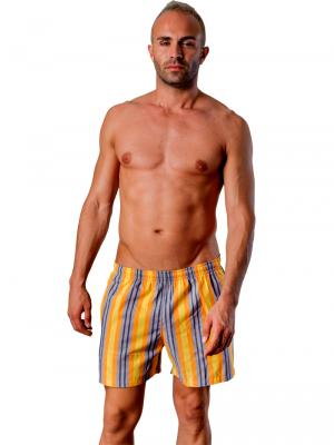 Geronimo Swim Shorts, Item number: 1404p1 Yellow, Color: Yellow, photo 2