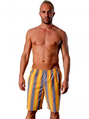 Geronimo Board Shorts, Item number: 1404p4 Yellow, Color: Yellow, photo 2