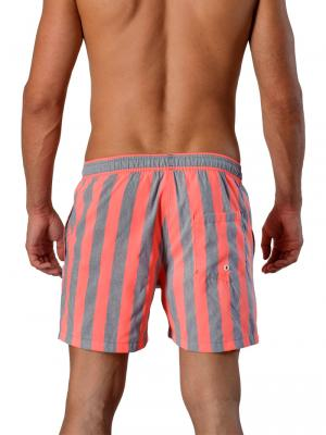 Geronimo Swim Shorts, Item number: 1402p1 Red, Color: Red, photo 5