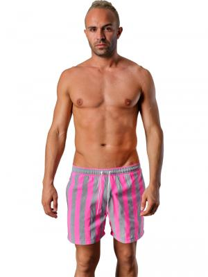 Geronimo Swim Shorts, Item number: 1402p1 Pink, Color: Pink, photo 2