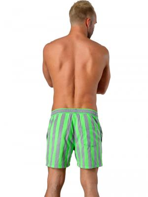 Geronimo Swim Shorts, Item number: 1402p1 Green, Color: Green, photo 6