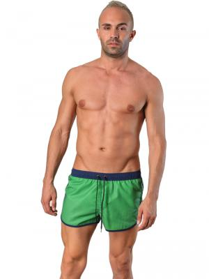 Geronimo Swim Shorts, Item number: 1410p0 Green, Color: Green, photo 2