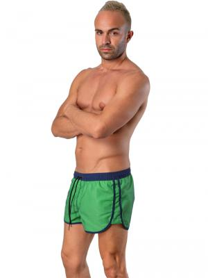 Geronimo Swim Shorts, Item number: 1410p0 Green, Color: Green, photo 3