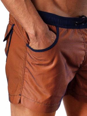 Geronimo Swim Shorts, Item number: 1410p1 Brown, Color: Brown, photo 4