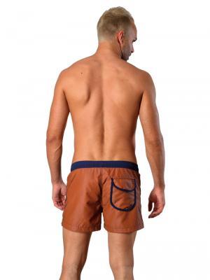 Geronimo Swim Shorts, Item number: 1410p1 Brown, Color: Brown, photo 6