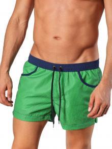 Swim Shorts, Geronimo, Item number: 1410p1 Green