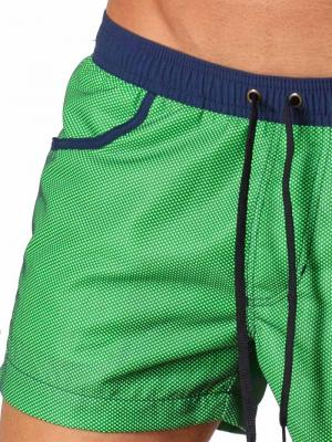 Geronimo Swim Shorts, Item number: 1410p1 Green, Color: Green, photo 4