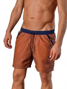 Swim Shorts, Geronimo, Item number: 1410p4 Brown