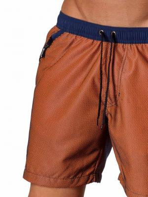 Geronimo Swim Shorts, Item number: 1410p4 Brown, Color: Brown, photo 4