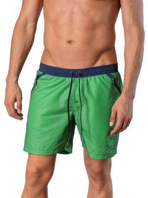 Geronimo Swim Shorts, Item number: 1410p4 Green, Color: Green, photo 1