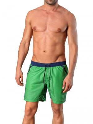 Geronimo Swim Shorts, Item number: 1410p4 Green, Color: Green, photo 2