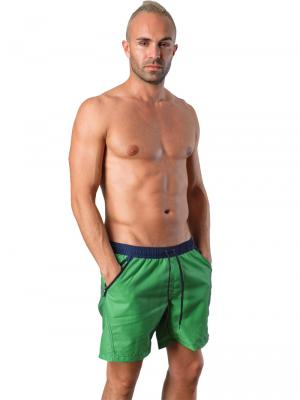 Geronimo Swim Shorts, Item number: 1410p4 Green, Color: Green, photo 3