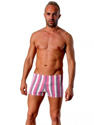 Geronimo Boxers, Item number: 1407b8 White, Color: Multi, photo 2