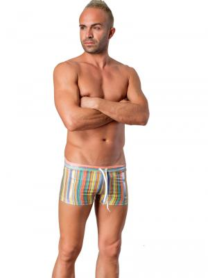 Geronimo Boxers, Item number: 1427b1 Orange, Color: Multi, photo 2