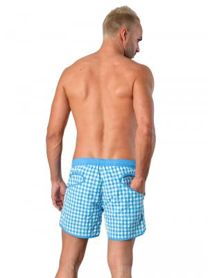 Geronimo Swim Shorts, Item number: Silvester Blue, Color: Blue, photo 7