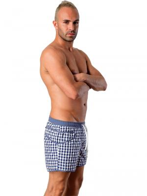 Geronimo Swim Shorts, Item number: Silvester Navy Blue, Color: Blue, photo 3