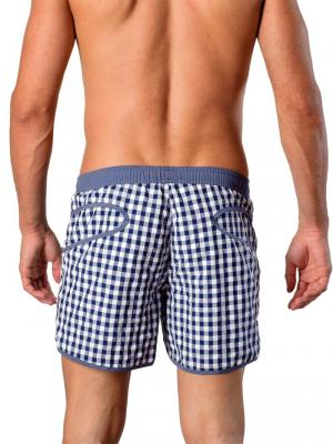 Geronimo Swim Shorts, Item number: Silvester Navy Blue, Color: Blue, photo 5
