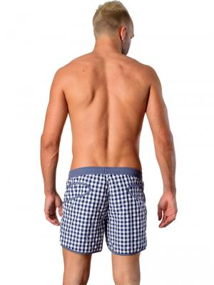 Geronimo Swim Shorts, Item number: Silvester Navy Blue, Color: Blue, photo 6