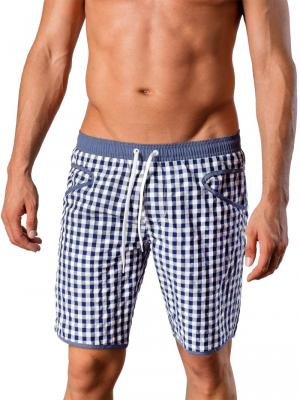 Geronimo Board Shorts, Item number: 1413p4 Navy Blue, Color: Blue, photo 1