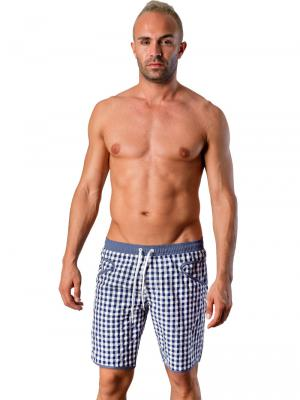 Geronimo Board Shorts, Item number: 1413p4 Navy Blue, Color: Blue, photo 2
