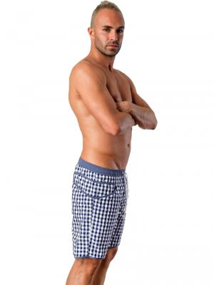 Geronimo Board Shorts, Item number: 1413p4 Navy Blue, Color: Blue, photo 3