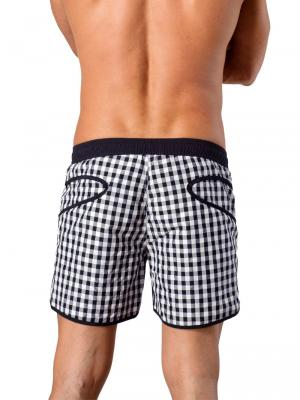 Geronimo Swim Shorts, Item number: Silvester Black, Color: Black, photo 5
