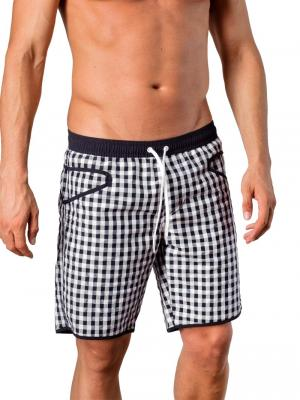 Geronimo Board Shorts, Item number: 1413p4 Black, Color: Black, photo 1
