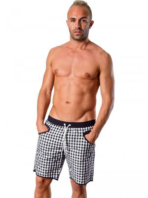 Geronimo Board Shorts, Item number: 1413p4 Black, Color: Black, photo 2