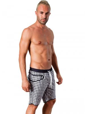 Geronimo Board Shorts, Item number: 1413p4 Black, Color: Black, photo 3
