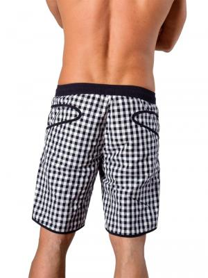 Geronimo Board Shorts, Item number: 1413p4 Black, Color: Black, photo 5