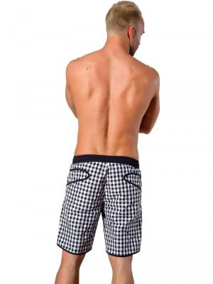 Geronimo Board Shorts, Item number: 1413p4 Black, Color: Black, photo 6