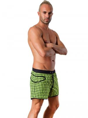 Geronimo Swim Shorts, Item number: Silvester Green, Color: Green, photo 3