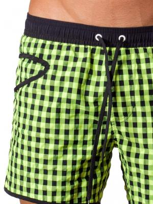 Geronimo Swim Shorts, Item number: Silvester Green, Color: Green, photo 4