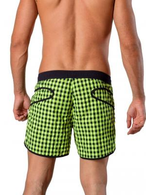 Geronimo Swim Shorts, Item number: Silvester Green, Color: Green, photo 5