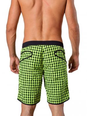Geronimo Board Shorts, Item number: 1413p4 Green, Color: Green, photo 6