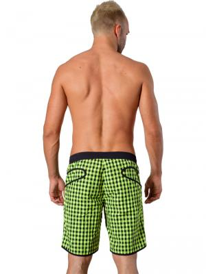 Geronimo Board Shorts, Item number: 1413p4 Green, Color: Green, photo 7