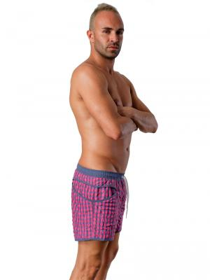 Geronimo Swim Shorts, Item number: Silvester Pink, Color: Pink, photo 3