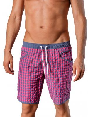 Geronimo Board Shorts, Item number: 1413p4 Pink, Color: Pink, photo 1