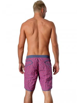 Geronimo Board Shorts, Item number: 1413p4 Pink, Color: Pink, photo 6