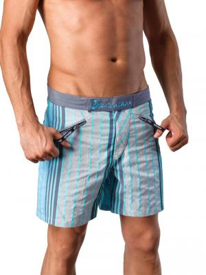 Geronimo Swim Shorts, Item number: Vanyo Petrolium, Color: Blue, photo 1