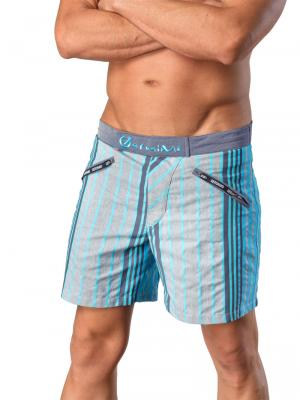 Geronimo Swim Shorts, Item number: Vanyo Petrolium, Color: Blue, photo 2