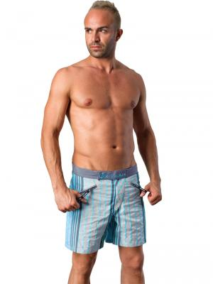 Geronimo Swim Shorts, Item number: Vanyo Petrolium, Color: Blue, photo 4