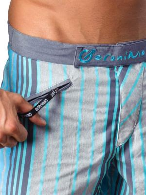 Geronimo Swim Shorts, Item number: Vanyo Petrolium, Color: Blue, photo 5