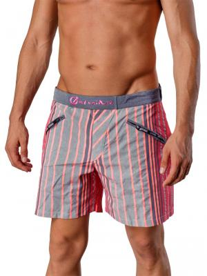 Geronimo Swim Shorts, Item number: Vanyo Red, Color: Red, photo 1