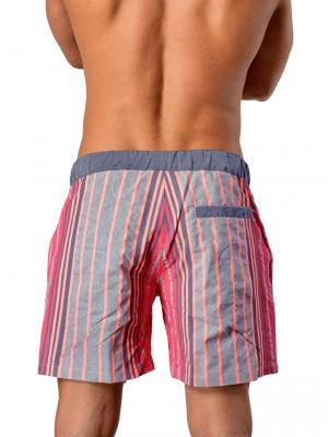 Geronimo Swim Shorts, Item number: Vanyo Red, Color: Red, photo 6