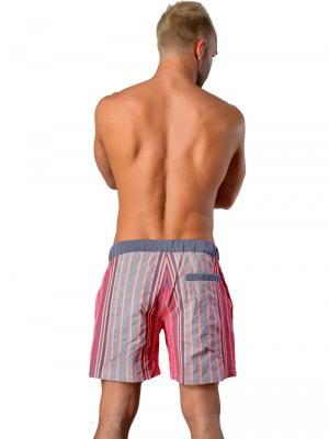 Geronimo Swim Shorts, Item number: Vanyo Red, Color: Red, photo 7