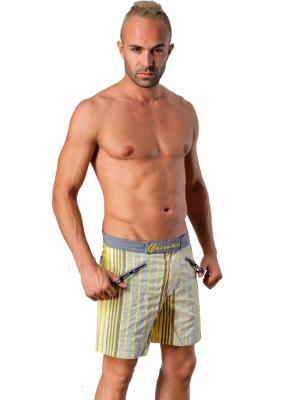 Geronimo Swim Shorts, Item number: Vanyo Yellow, Color: Yellow, photo 3