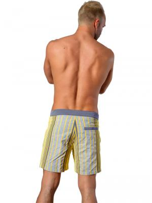 Geronimo Swim Shorts, Item number: Vanyo Yellow, Color: Yellow, photo 7